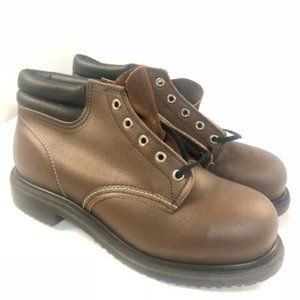 Red Wing 8212 Steel Toe Safety Men Boots NEW